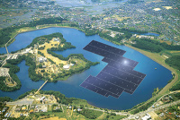 KYOCERA TCL Solar Begins Construction on 13.7MW Floating Solar Power Plant