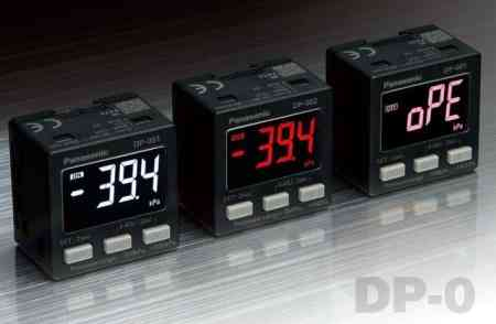 DP-0 - new digital pressure sensor for non-corrosive gases