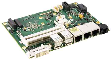 "ADL Embedded Solutions Announces ADLE3800HDC – Intel E3800-Series (Industrial IoT-Ready) 3.5"" SBC"
