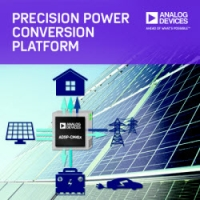 Precision Power Conversion Platform Enables Disruptive Inverter Technology to Lower Solar Energy Cost