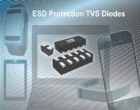 New High-Performance ESD Protection Diodes from Toshiba