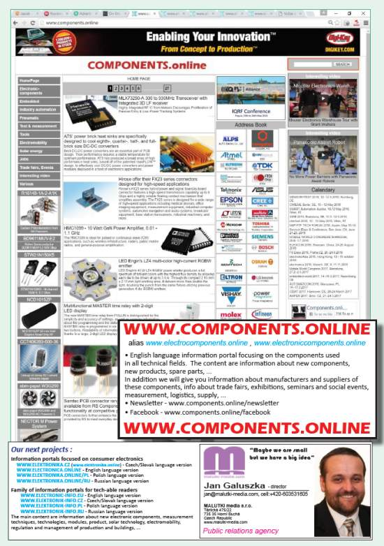 Leaflet:www.components.online-5/2016