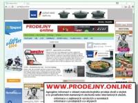 Ulotkainformacyjna:www.prodejny.online-5/2016