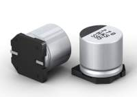 Now available through TTI, Inc. are space saving and highly reliable aluminium electrolytic capacitors from Panasonic