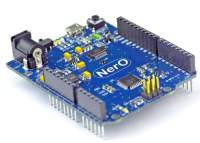 NerO - Arduino UNO R3 Compatible Board with Enhancements