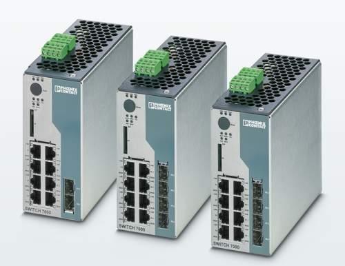 NovépřepínačeprovysocedostupnésítěEtherNet/IP