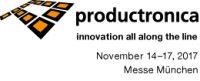productronica 2017, Munich, 14-17 Noveber 2017
