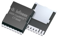 New high voltage MOSFET for highly efficient low and high power applications