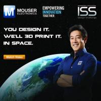 Watch Now: Exclusive Footage of Mouser Electronics' ISS Design