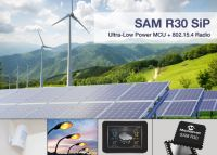 Microchip unveils the SAM R30 system-in-package