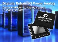 Flexible, integrated digitally-enhanced power analogue controller performs power conversion, measurement and management