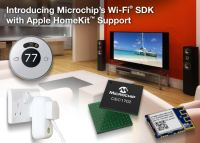 Microchip's Wi-Fi® SDK with Apple HomeKit support now available