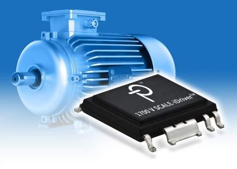 Compact,EfficientSCALE-iDriver™ICFamilyfromPowerIntegrationsSupports1700VIGBTs
