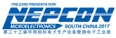 NEPCON South China 2017, Shenzhen, 29.-31.8.2017
