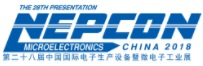 NEPCON China 2018, Shanghai, 24.-26.4.2018