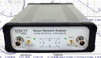 New PicoVNA 106 vector network analyzer