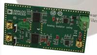 AD7400/AD7401 Sigma-Delta Modulators with iCoupler® Technology