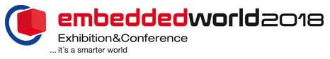 embedded world 2018, Nürnberg, DE, 27.2.-1.3.2017