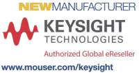 Mouser Signs Global Agreement with Keysight Technologies