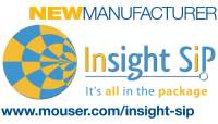Mouser Electronics Signs Global Deal to Distribute Insight SiP Turnkey BLE Modules