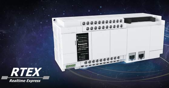 FP-XH ''ALL-IN-ONE'': PLC and motion controller