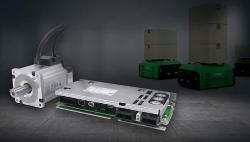 ServomotoryPanasonicMINASA6V(24/48VDC)