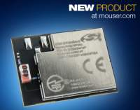 Silicon Labs' Compact MGM13P Mighty Gecko Wireless Mesh Modules Now Shipping from Mouser Electronics
