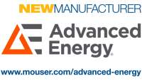 Mouser Electronics Signs Advanced Energy Industries to Global Distribution Partnership