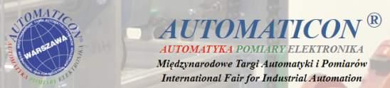 AUTOMATICON2019,Warsaw,PL,26.-29.3.2019