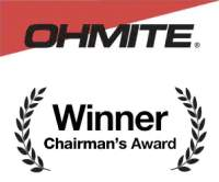 Mouser Electronics Earns Top Excellence Award from Ohmite for Fifth Straight Year