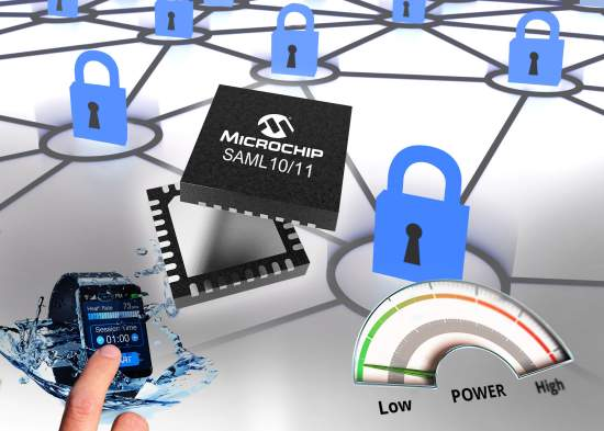 Create Secured IoT Endpoints with the First 32-bit MCU to Feature Robust, Chip-level Security and Arm TrustZone Technology