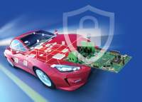 Protect In-vehicle Networks from Hackers with the Industry's First Automotive Security Development Kit