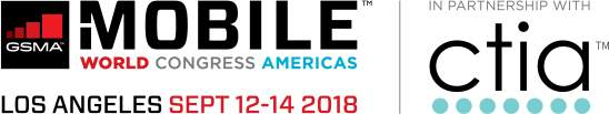 Mobile World Congress Americas 2018, 12.-14.9.2018, Los Angeles