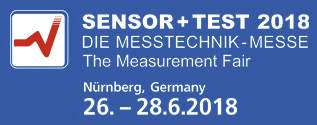 SENSOR+TEST2019,25.-27.6.2019,Nuremberg,DE