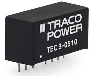 RSComponentsintroducesportfolioof2Wand3WDC/DCconvertersfromTracoPower