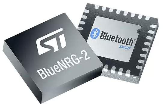 BlueNRG-2 Very Low Power Bluetooth® Low Energy Single-Mode SoC