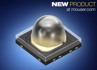 OSRAM SFH 4718A OSLON Black IR LED Now at Mouser Electronics for Hi-Res Security Camera Applications
