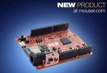 GHIFEZMakerBoards,ExclusivelyatMouser,ProvideArduino-Compatible32-bitProcessingwithMultipleSoftwareSupport