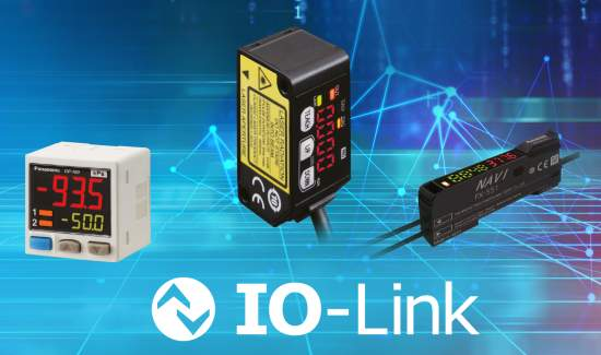 IO-Link sensors: Communication with added value