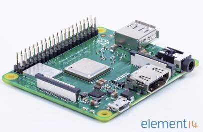 Premier Farnell announces the launch of the new Raspberry Pi 3 Model A+