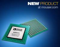 Mouser Announces Analog Devices RadioVerse Solution Microsite as One-Stop Resource for ADI Radio Design Ecosystem