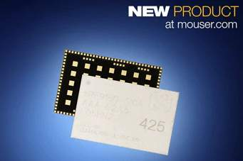 Nordic'snRF91SiP,NowatMouser,OffersCompact,Low-PowerCellularIoTSolution