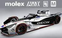 Mouser Sponsors Formula E All-Electric Racing for 5th Year