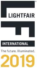 LIGHTFAIR 2019, Philadelphia, PA USA, 21.5.-23.5.2019