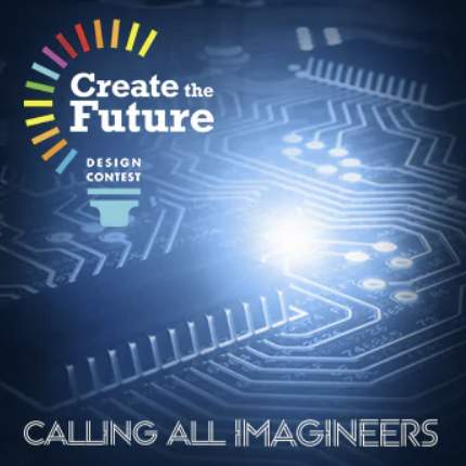 Mouser Sponsors 2019 Global Create the Future Design Contest