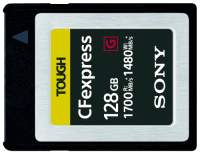 Sony develops CFexpress Type B memory card boasting ultra-fast read and write speeds of up to 1700MB/s (1) and 1480MB/s (1)