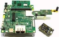 Available from RS Components, low-cost UrsaLeo Pi platform kickstarts IoT-sensor development