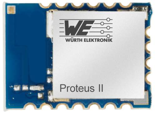 Proteus-II5.0Bluetooth®SmartModule(AMB2623)