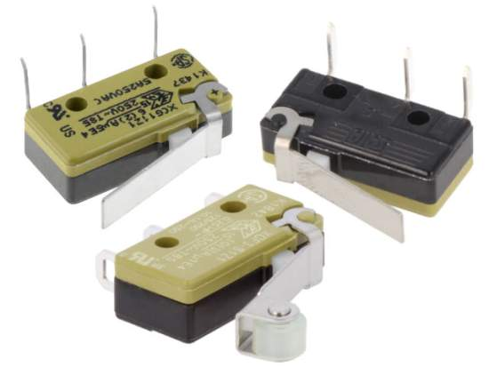XC-series SNAP switches manufactured by SAIA-BURGESS