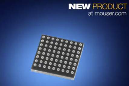 Now at Mouser: Maxim's MAX77860 Switch-Mode Buck Charger for Portable Equipment and Mobile Devices